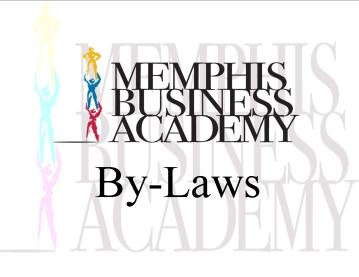 mba bylaws screen